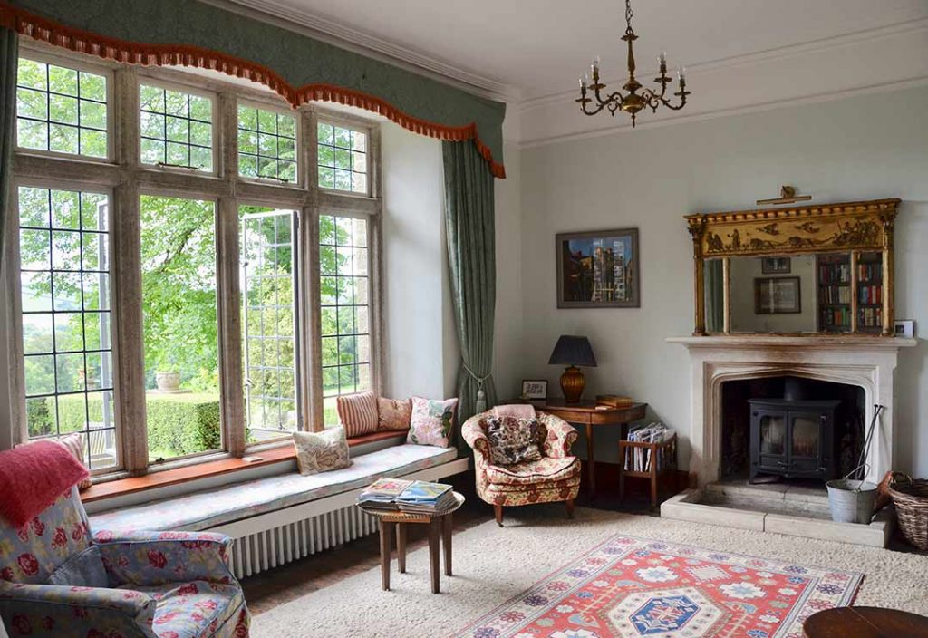 Coryton House Sitting room